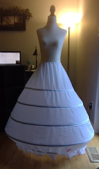 Drawstring Ball Gown Petticoat
