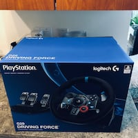 Logitech G29 racing wheel PS4 and PS3 Vancouver, V6B 5G1