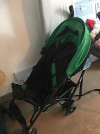baby's green and black stroller Somerset, 08873
