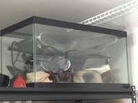Aquarium for lizard or reptile and supplies  Burke, 22015
