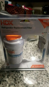 Refrigerator  replacement filter Clarksburg, 20871