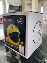 NEW Pac-Man Lamp with Sounds Mississauga, L4Z 2Y9