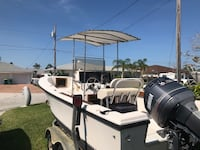 21 foot Sea Ox center-console with Yamaha 150 outboard Cocoa Beach, 32931