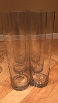 Cylindrical Glass Vases Springfield, 22152
