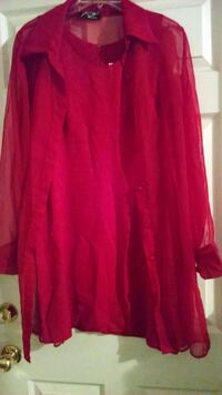 Red Sheath Dress Shear Jacket North Las Vegas, 89031