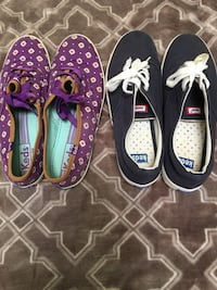 KEDS size 6.5-25$ each good condition