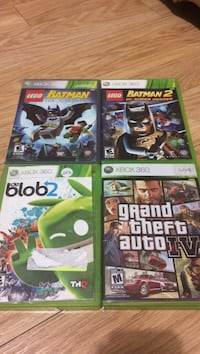 Xbox/wii/PlayStation 2-3/ DS games Whitby, L1N