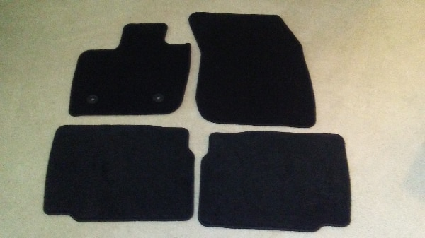 Ford Fusion Floor Mats 2017