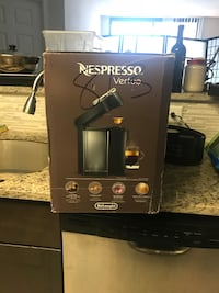 Nespresso coffee machine Arlington, 22202