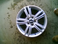 2013 Ford Mustang rims Carnegie