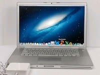 "Macbook Pro Laptop 15"" Silver Spring, 20904"