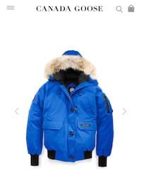 Canada Goose Jacket Mississauga, L4T 3Y8