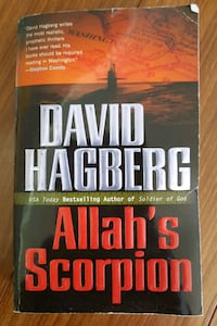 Allah's Scorpion - by David Hagberg Calgary, T3J 3J7