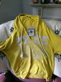 yellow and white zip-up hoodie Erie, 16502