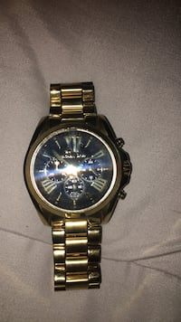 Micheal Kors Gold watch 44 km