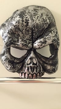 Halloween skull mask child  Arlington, 22201