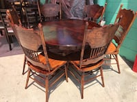 Dining Table With 6 Chairs El Paso, 79915