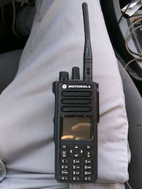 Motorola XPR 7580e 900 MHz two way radio
