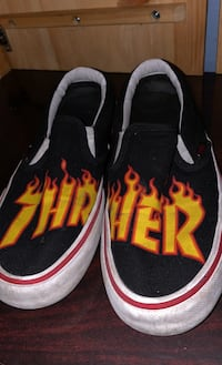Thrasher shoes thrasher hoodie