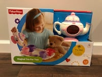 New Fisher Price Magical Tea for Two