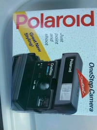 Polaroid camera 25 obo Gainesville, 20155