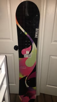 Firefly Divane woman's snowboard  Eastern Passage, B3G 1N7