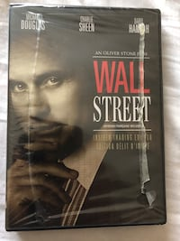 Wall Street. Sealed. New. $4
