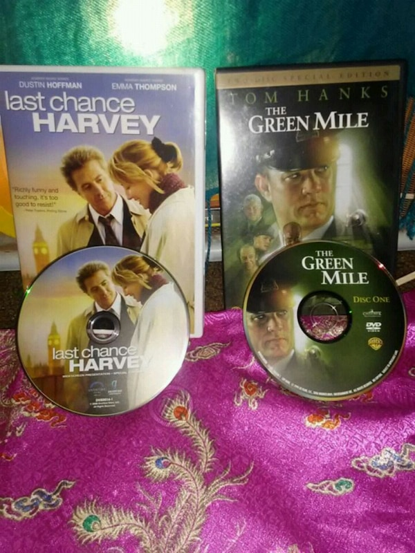 Last chance Harvey & The Green Mile
