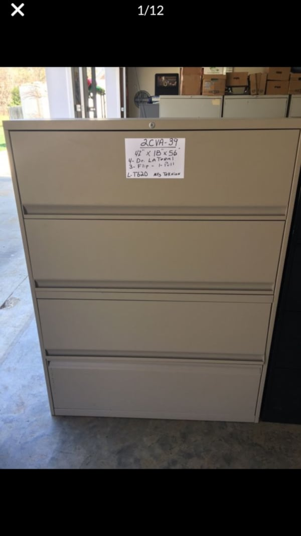 2-3-4-5-6 Drawer Lateral File Cabinets 7a292c56-364a-4dd3-9cea-08146799068d