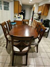 Dining set 6 chairs Houston, 77080