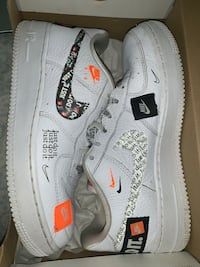 NIKE AIR FORCE 1 JDI EXCLUSIVE ADDITION  Toronto, M9V 1P4
