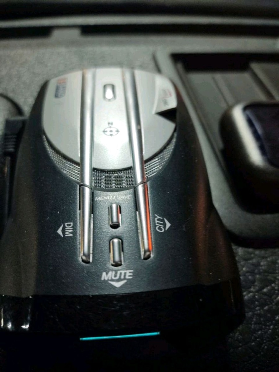 Photo Cobra Radar detector