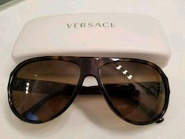 Versace Aviator Polarized sunglasses