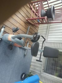 gray and black stationary bike Pickens, 29671