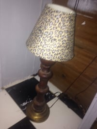 brown and white  lamp Clinton, 70722