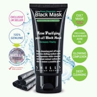 FREE- Purifying Peel-Off Black Mask Hallandale Beach, 33009