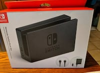 Nintendo Switch Dock Set Charger AC Adapter HDMI Genuine Official 南门, 90280