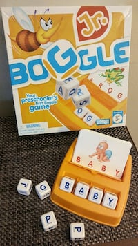 Boggle Jr., Ages 3+ Wisconsin Rapids, 54494
