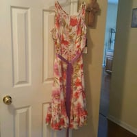 Dress gorgeous $70 tag on it