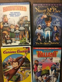 DVDs $3.00 each Alpine, 91901