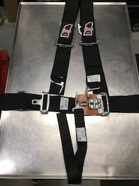 PRO 1 SAFETY 5 point racing harness