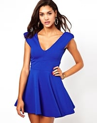 Club L skater dress US 8, UK 10 Toronto, M4Y 3B8