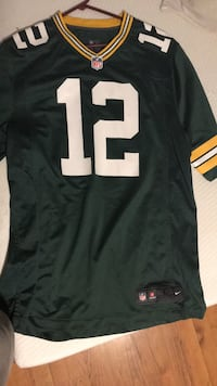 Green and yellow Green Bay Packer Jersey  Kenner, 70065