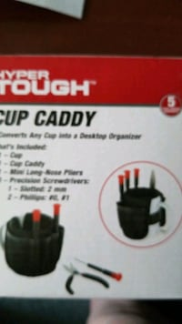 Cup caddy Baltimore, 21205