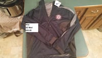 New Washington Nationals adult sz med jacket 1288 km