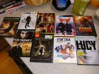 DVDs and DVD boxsets in New condition! Lehi, 84043