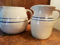 Vintage Pottery Pitchers Douglasville, 30134