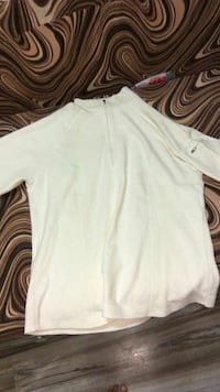 white half zip sweater Mumbai, 400017