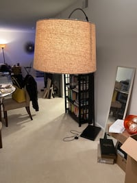 Arc lamp with foot switch Arlington, 22202