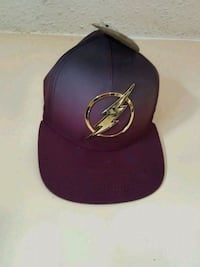 purple and black fitted cap Calgary, T2A 5W3